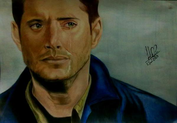 Jensen Ackles par Sahar